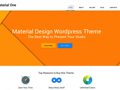 Wat is Material Webdesign?