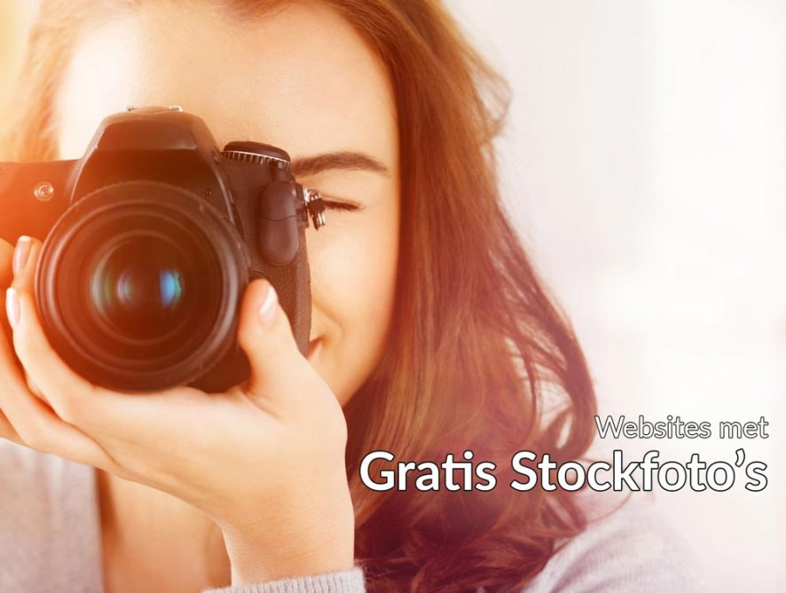 Websites met gratis stock foto's